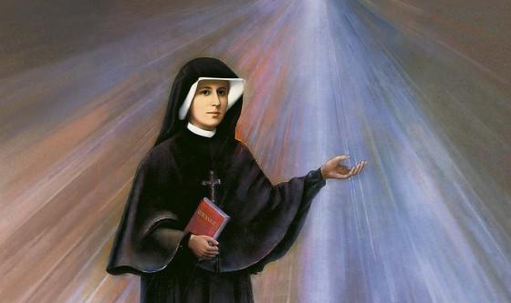 Siostra Faustyna - Litania