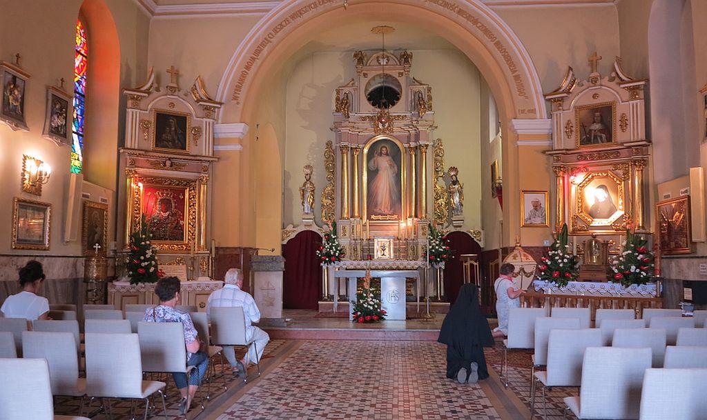 114 Jahrestag Der Taufe Der Hl Faustina Barmherzigkeit